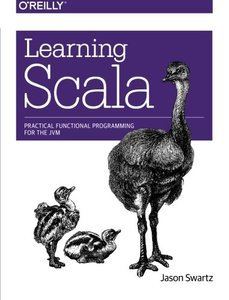 Learning Scala: Practical Functional Programming for the JVM (Paperback)-cover
