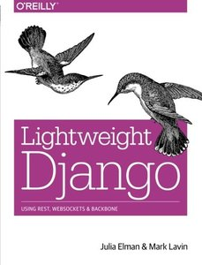 Lightweight Django (Paperback)-cover