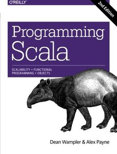 Programming Scala: Scalability = Functional Programming + Objects, 2/e (Paperback)-cover