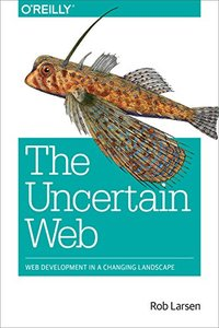 The Uncertain Web (Paperback)-cover