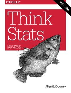 Think Stats, 2/e (Paperback)-cover