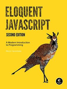 Eloquent JavaScript: A Modern Introduction to Programming, 2/e (Paperback)-cover