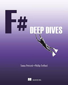 F# Deep Dives (Paperback)-cover