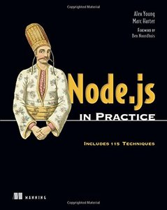 Node.js in Practice (Paperback)-cover