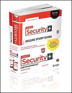 CompTIA Security+ Certification Kit: Exam SY0-401, 4/e (Paperback)-cover