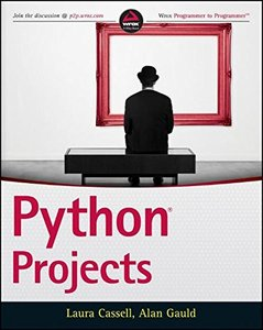 Python Projects (Paperback)-cover