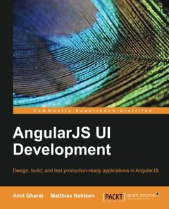 AngularJS UI Development-cover