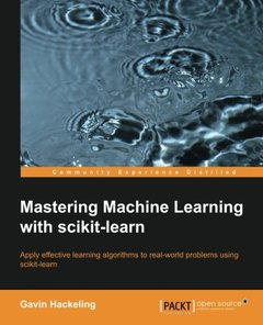 Mastering Machine Learning With scikit-learn (Paperback)-cover