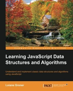 Learning JavaScript Data Structures and Algorithms-cover