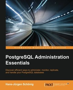 PostgreSQL Administration Essentials (Paperback)-cover