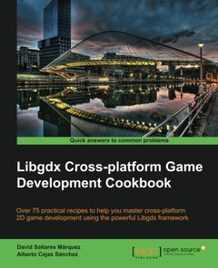 Libgdx Cross-platform Game Development Cookbook-cover