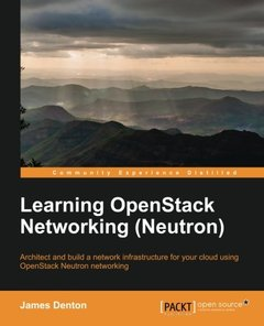 Learning OpenStack Networking (Paperback)-cover
