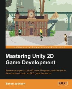 Mastering Unity 2D Game Development-cover