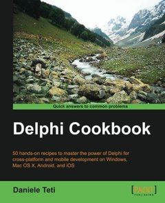 Delphi Cookbook (Paperback)-cover
