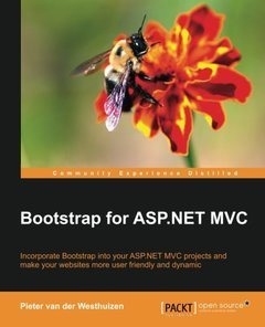 Bootstrap for ASP.NET MVC (Paperback)-cover