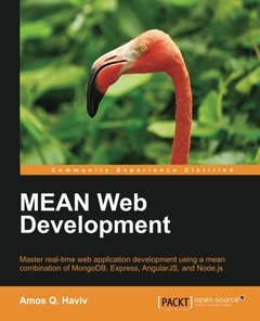 MEAN Web Development-cover