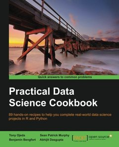 Practical Data Science Cookbook-cover