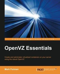 OpenVZ Essentials-cover