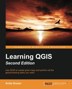 Learning QGIS, 2/e (Paperback)-cover