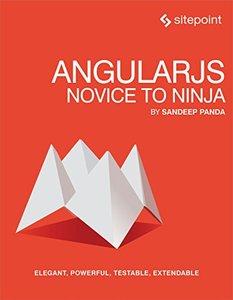 Angularjs : Novice to Ninja (Paperback)-cover