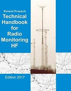 Technical Handbook for Radio Monitoring Hf-cover