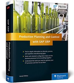 Production Planning and Control with SAP ERP (Hardcover)-cover