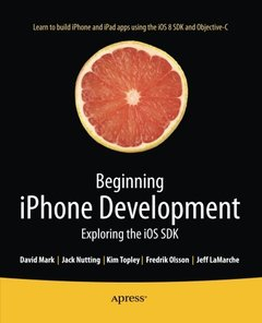 Beginning iPhone Development: Exploring the iOS SDK, 7/e (Paperback)-cover