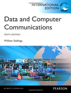 Data and Computer Communications, 10/e (IE-Paperback)-cover