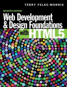 Web Development and Design Foundations with HTML5, 7/e (Paperback)(美國原版)