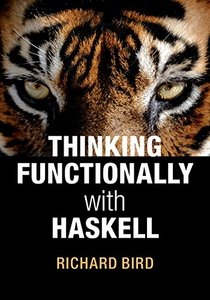 Thinking Functionally with Haskell (Paperback)-cover