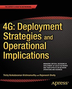 4G: Deployment Strategies and Operational Implications (Paperback)-cover