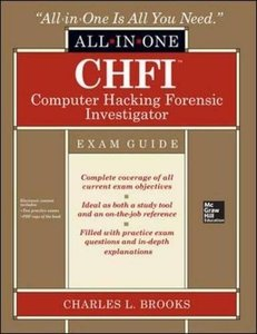 CHFI Computer Hacking Forensic Investigator Certification All-in-One Exam Guide (Hardcover)-cover