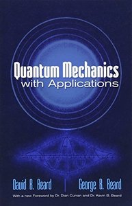 Quantum Mechanics with Applications (Paperback)-cover