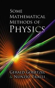 Some Mathematical Methods of Physics (Paperback)-cover