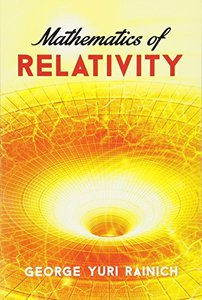 Mathematics of Relativity (Paperback)-cover