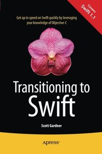 Transitioning to Swift (Paperback)-cover