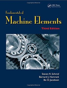 Fundamentals of Machine Elements, 3/e (Hardcover)-cover