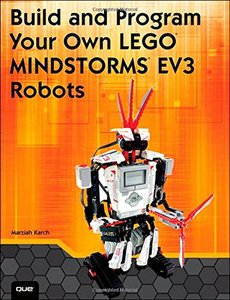 Build and Program Your Own LEGO Mindstorms EV3 Robots Paperback-cover
