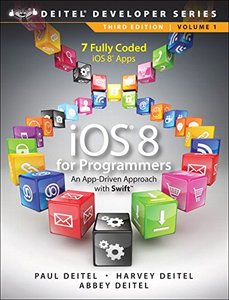 iOS 8 for Programmers: An App-Driven Approach with Swift, 3/e(Paperback)-cover