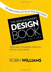 The Non-Designer's Design Book, 4/e (Paperback)-cover