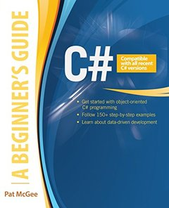 C#: A Beginner's Guide (Paperback)-cover