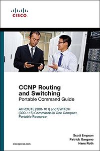 CCNP Routing and Switching Portable Command Guide (Paperback)-cover