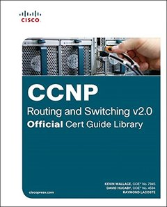 CCNP Routing and Switching v2.0 Official Cert Guide Library (Hardcover)-cover