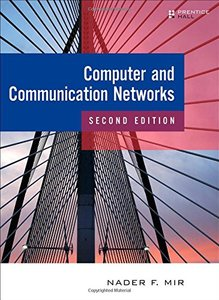 Computer and Communication Networks, 2/e (Hardcover)(美國原版)-cover