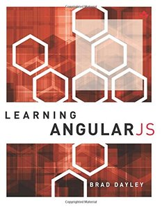 Learning AngularJS (Paperback)-cover