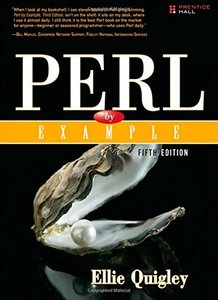 Perl by Example, 5/e (Paperback)-cover