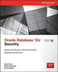 Oracle Database 12c Security (Paperback)-cover