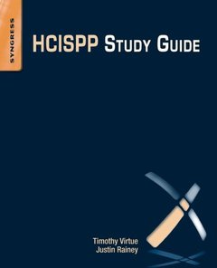 HCISPP Study Guide (Paperback)-cover