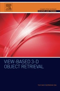 View-based 3-D Object Retrieval (Paperback)-cover