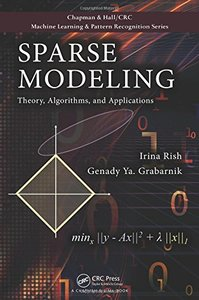 Sparse Modeling: Theory, Algorithms, and Applications (Hardcover)-cover